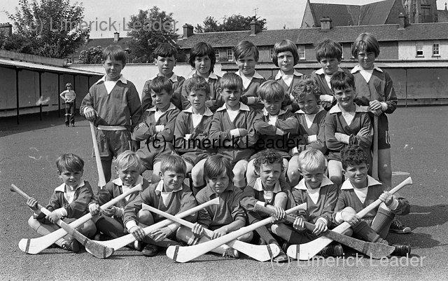 Teams of St Johns CBS Garryowen 05-1973